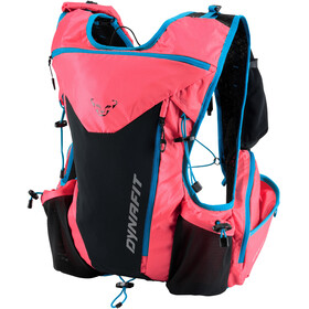 Dynafit Enduro 12 Rugzak, fluo pink/methyl blue